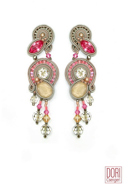 Obssesive Pastel Earrings