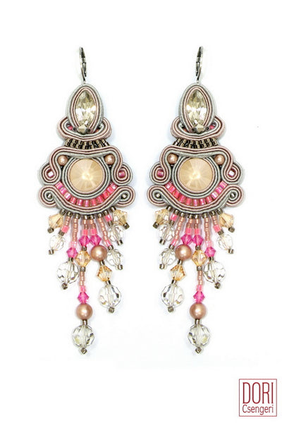 Obssesive Statement Earrings