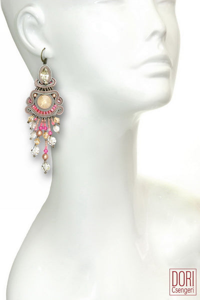 Obsessive Statement Earrings