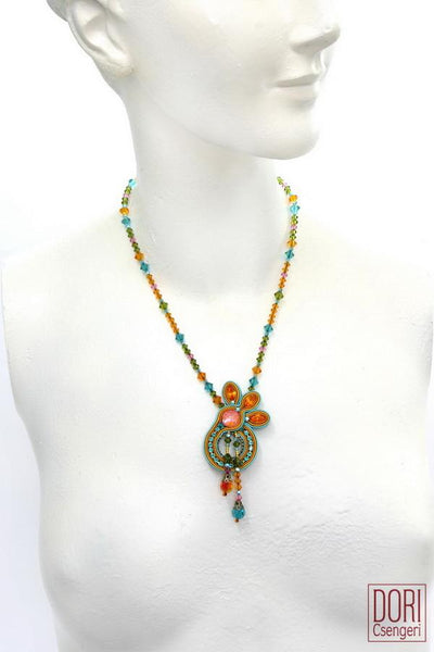 Petunia Statement Necklace