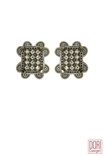 Paris Clip On Earrings