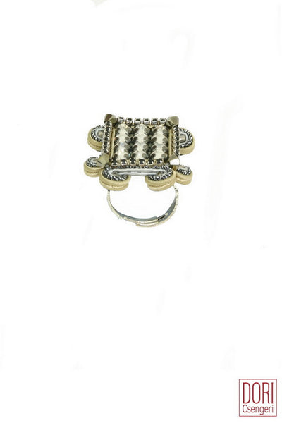 Paris Chic Ring