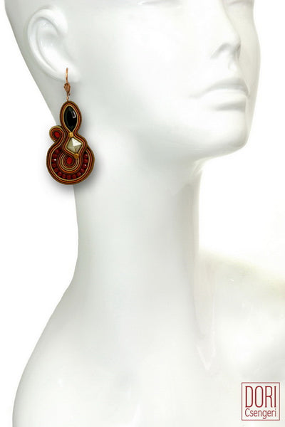Rumba Dangle Earrings