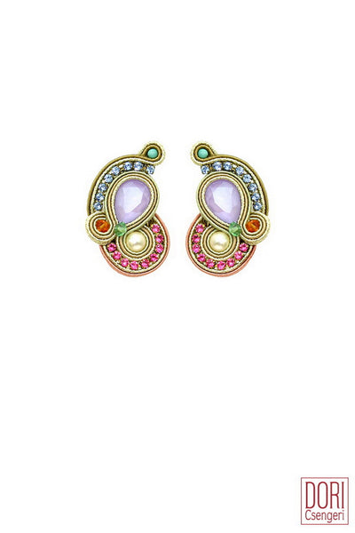 Romy Clip-on Earrings