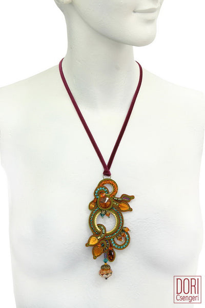 Roberta Boho Necklace