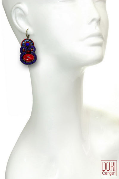 Royal Nights Unique Earrings