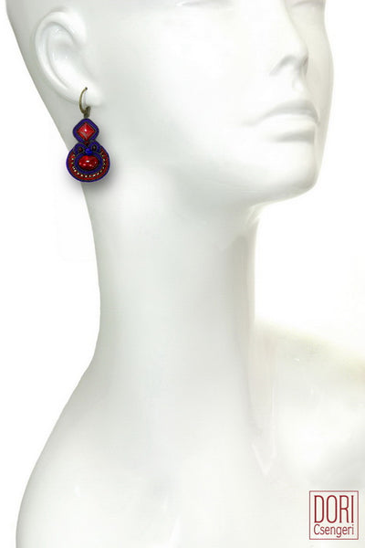 Royal Nights Day To Evening Earrings