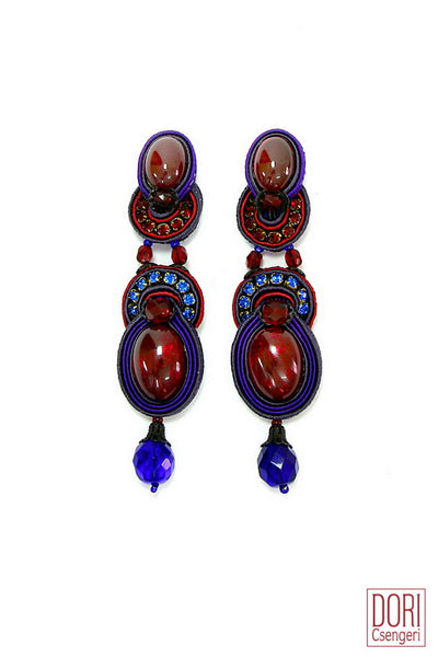 Royal Nights Stunning Earrings
