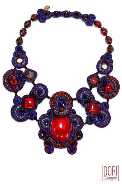 Royal Nights Couture Necklace