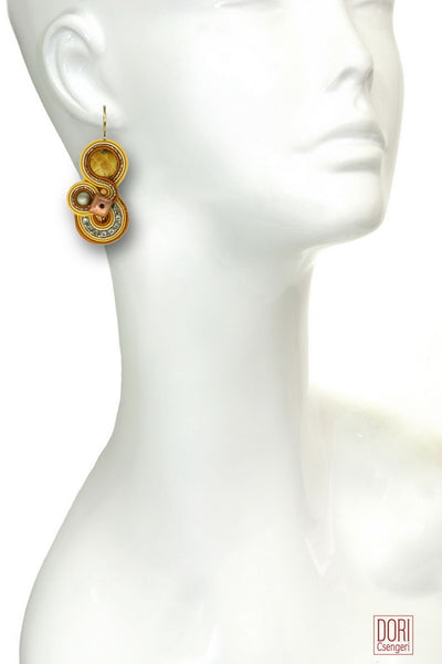 Samba Day To Evening Earrings