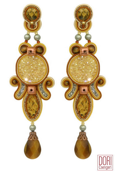 Samba Showstopper Earrings
