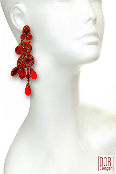 Sensuel Statement Earrings