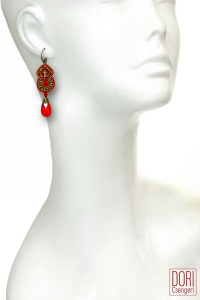 Sensuel Drop Earrings