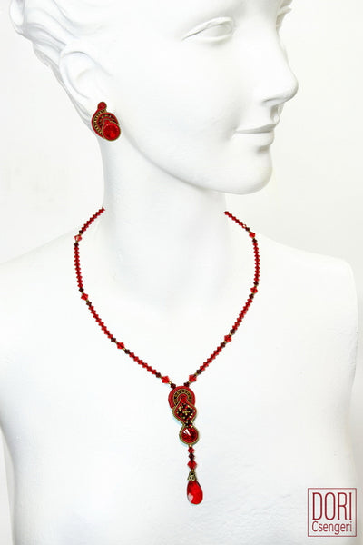 Sensuel Drop Necklace