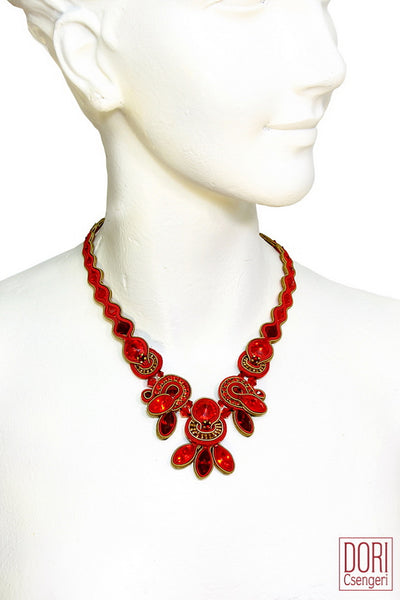 Sensuel Evening Necklace