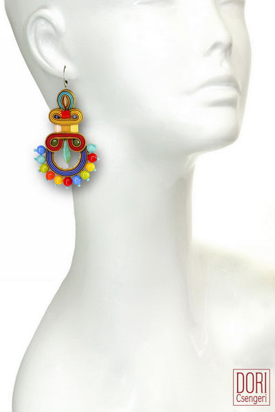 Sheeba Trendy Party Earrings