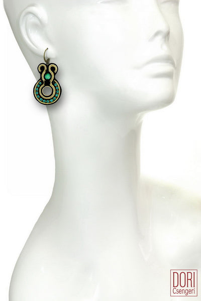 Zafirah Casual Earrings