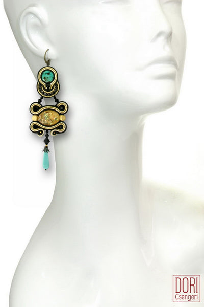 Zafirah Boho Earrings