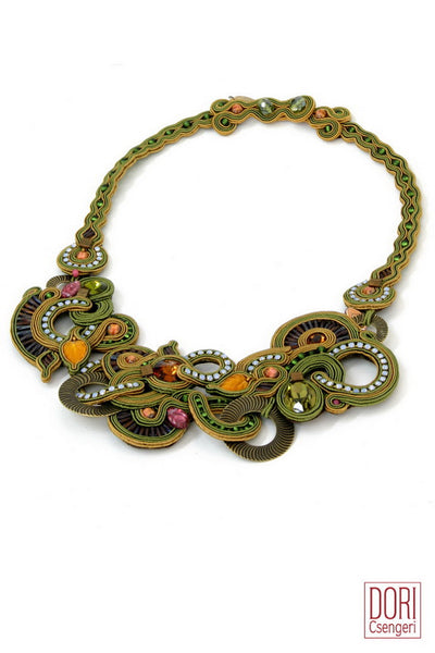 Zephyre Couture Necklace