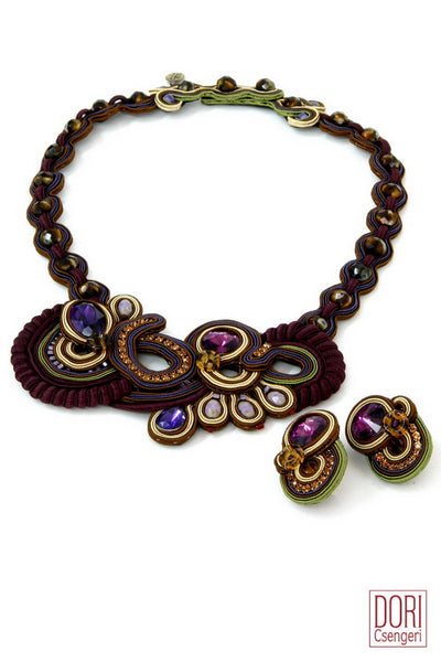 Zoe Statement Necklace