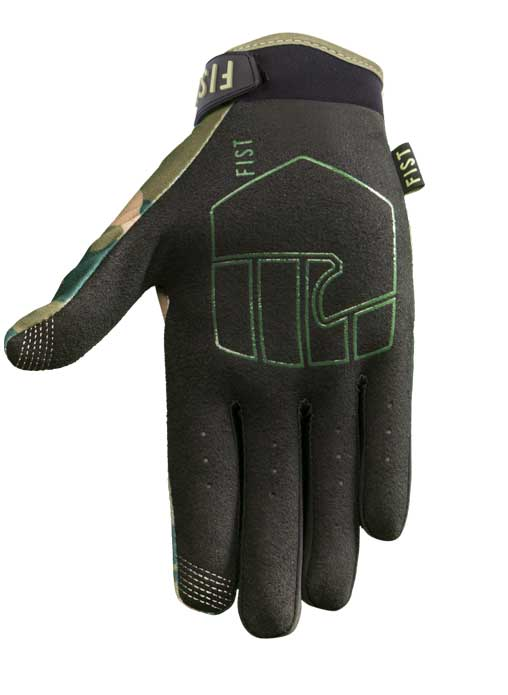 Fist Gloves - Camo