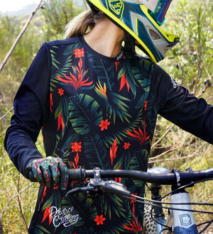 DHaRCO - Ladies Gravity Jersey | Tropical DH