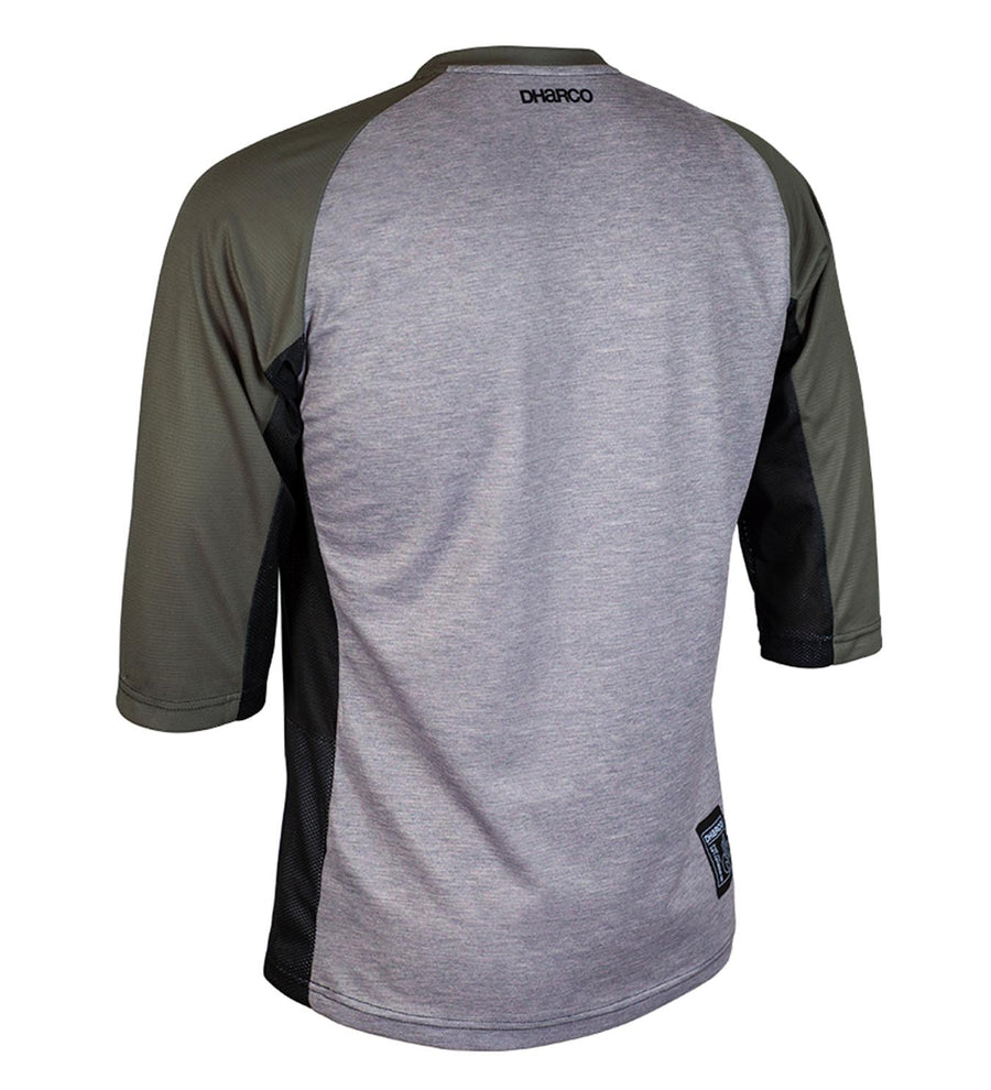 DHaRCO -  Mens 3/4 Sleeve Jersey | Camo Storm