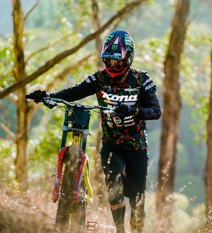 DHaRCO -  Mens Gravity Jersey |Tropical DH
