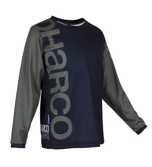 DHaRCO -  Youth Gravity Jersey | Camo Black