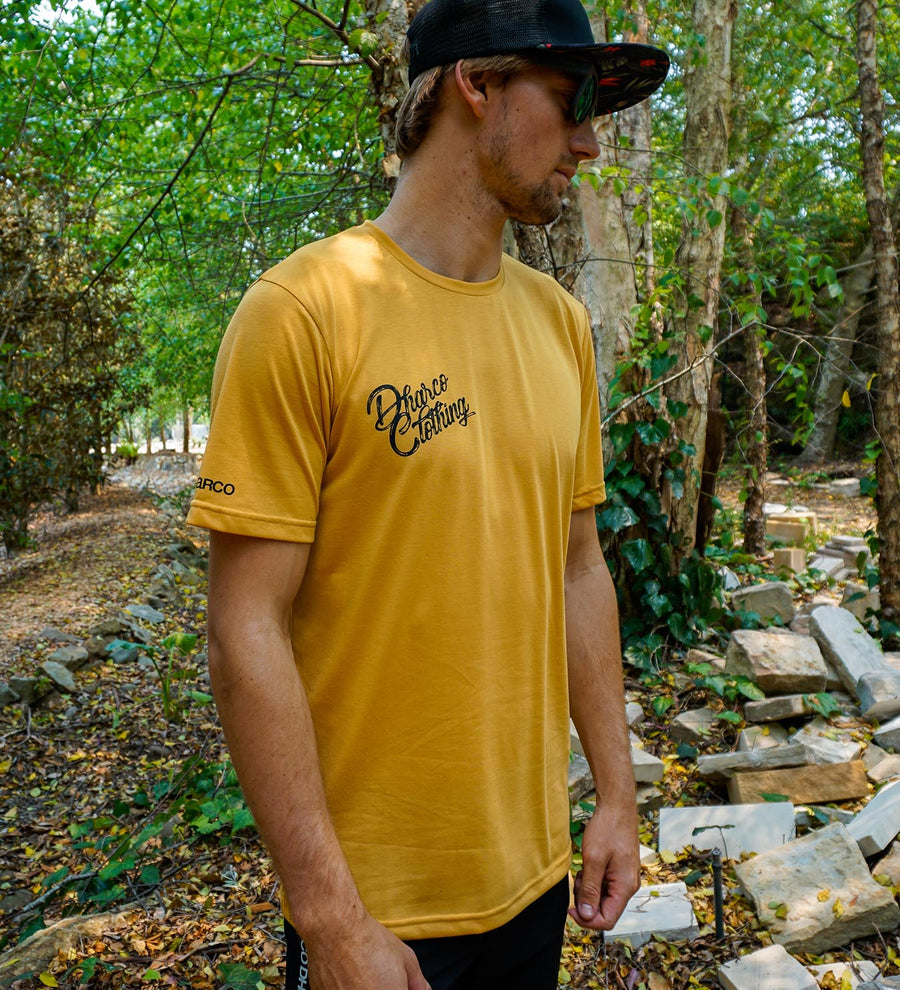 DHaRCO -  Mens Tech Tee | Sand