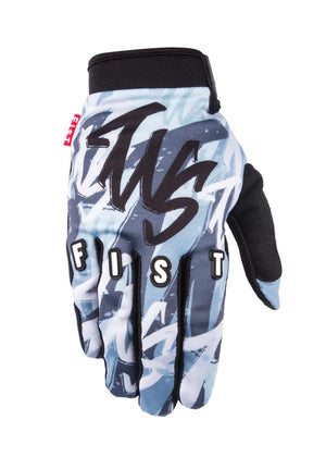 Fist Gloves - The Webbie Show Snow Camo
