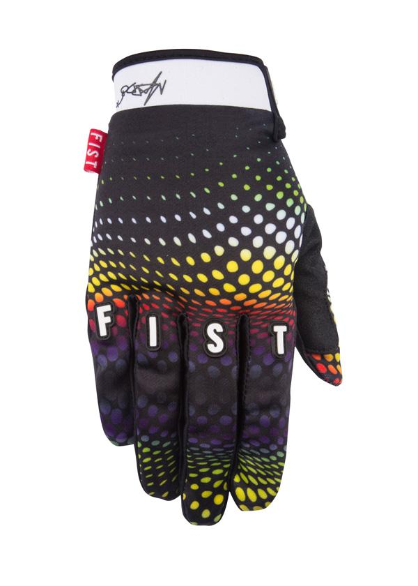 Fist Gloves - Robbie Maddison Waves