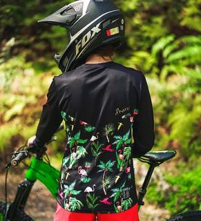 DHaRCO - Ladies Gravity Jersey | Flamingo