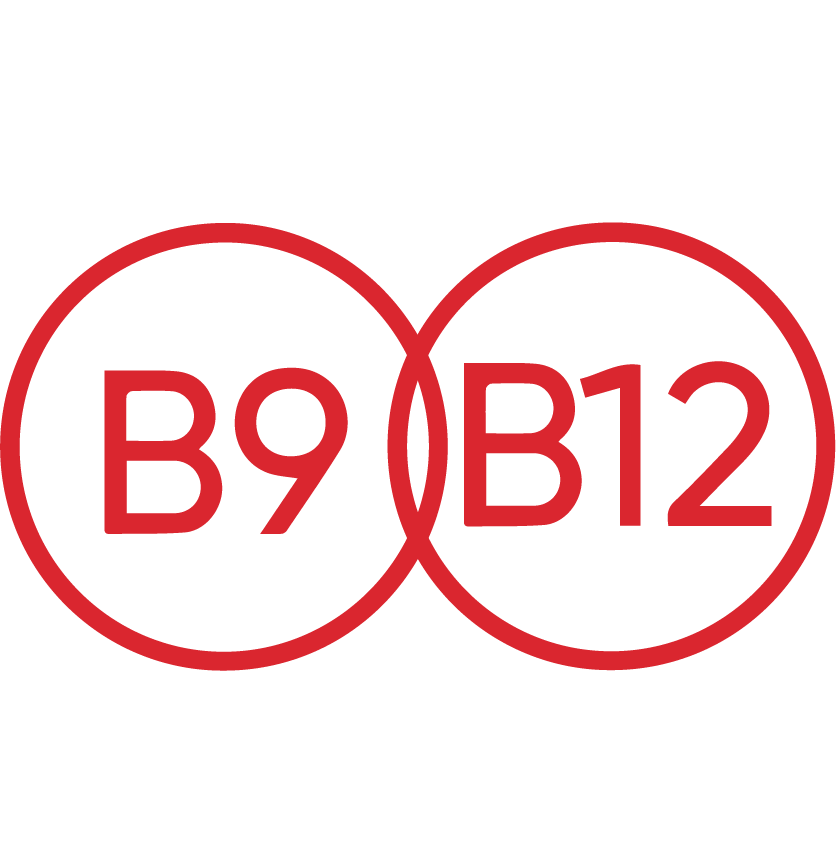Vitamines B9 et B12
