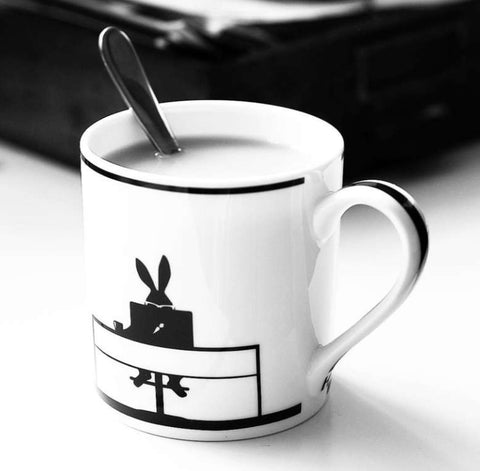Working Rabbit Mug, Tasse, Jo Ham, London