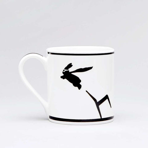 Super Rabbit Mug, Tasse, Jo Ham, Artist, Illustrator, London