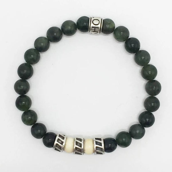 Armband, Braclets, Mammut, Jade, handcrafted, Made in Germany