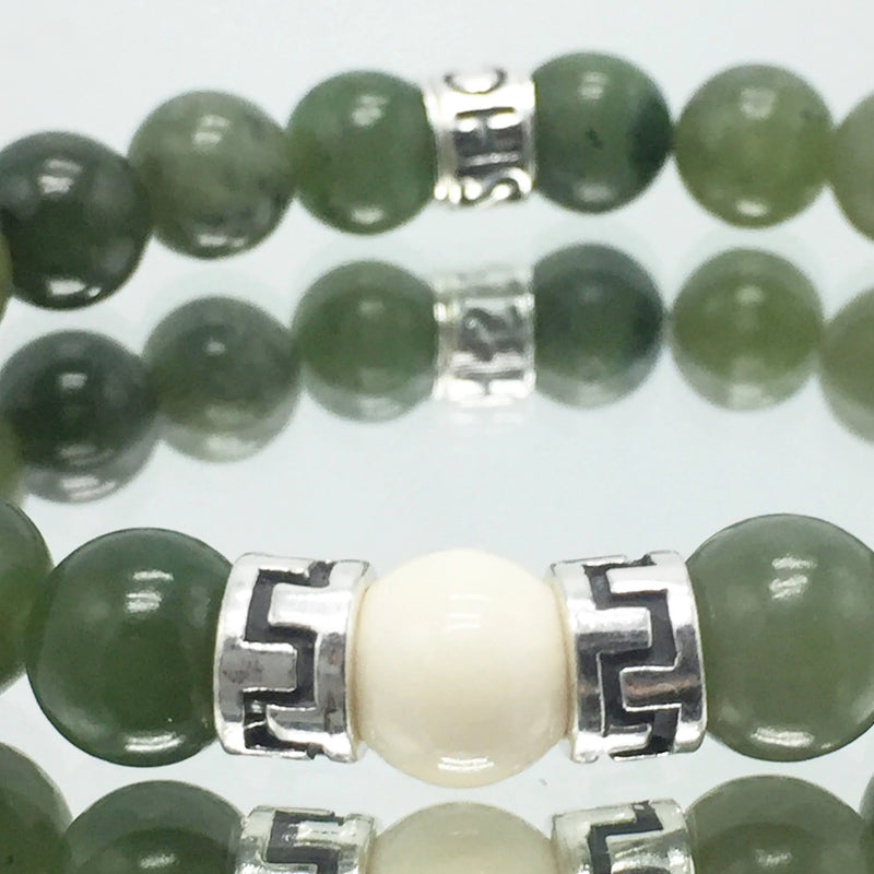 Mammut, JADE BRACELET, Armband, Jade, Shoto, Made in Germany