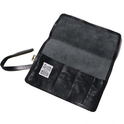 Superior Labor Japan, Leather Pen Case black, Geschenk Handmade, Gift