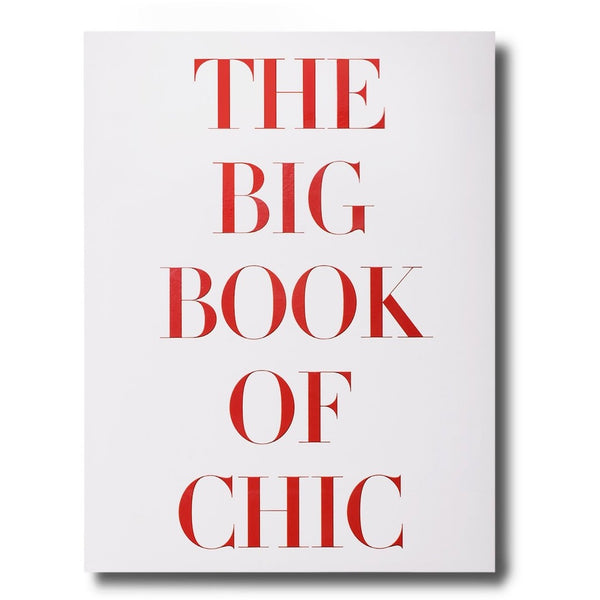 ASSOULINE THE BIG BOOK OF CHIC, Miles Redd