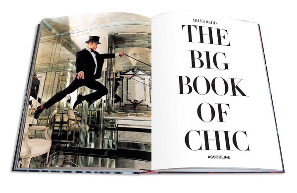 THE BIG BOOK OF CHIC, Miles Redd