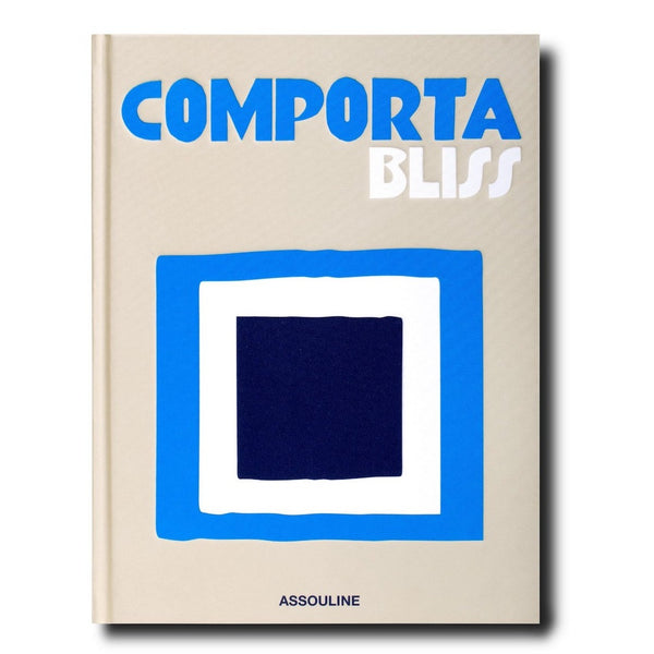 COMORTA BLISS, Carlos Souza, Assouline, Book, Buch, Gift idea, Travel