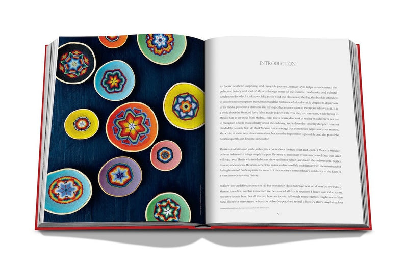 MEXICAN STYLE, Susana M. Vidal, Assouline, Book, Giftidea