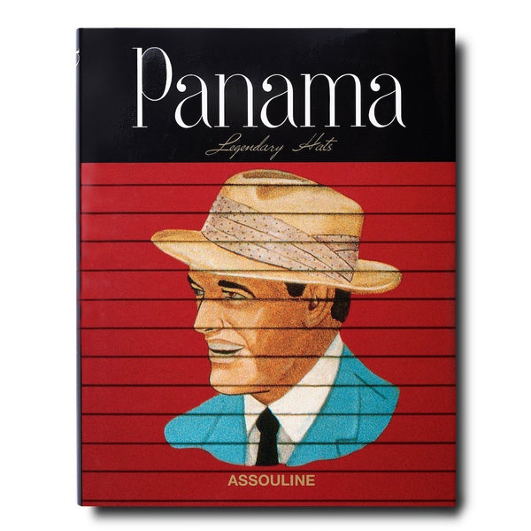 ASSOULINE Book Panama Legendary Hats - Legendary products Ecuador