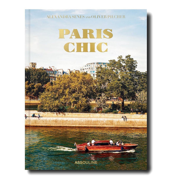 ASSOULINE - Paris Chic - Legendary Destinations