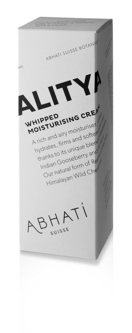 Abhati Suisse LALITYA moisturizing cream-vegan beauty products made in switzerland
