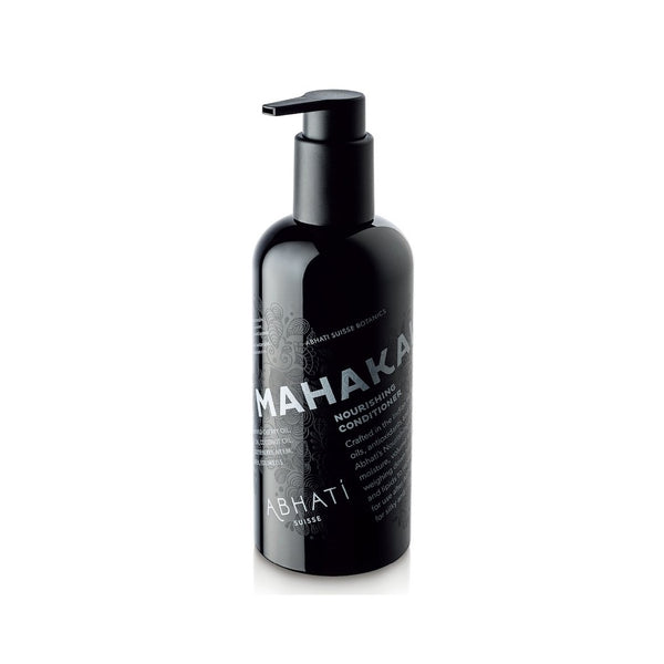 Abhati Suisse MAHAKALI Hair Conditioner-vegan beauty products made in switzerland