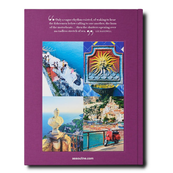 AMALFI COAST, Souza/Shorto Assouline Buch Giftidea, Travel, book