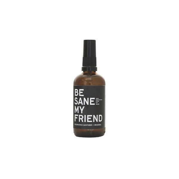 BE […] SANE MY FRIEND 100ml_natural Sanitizer