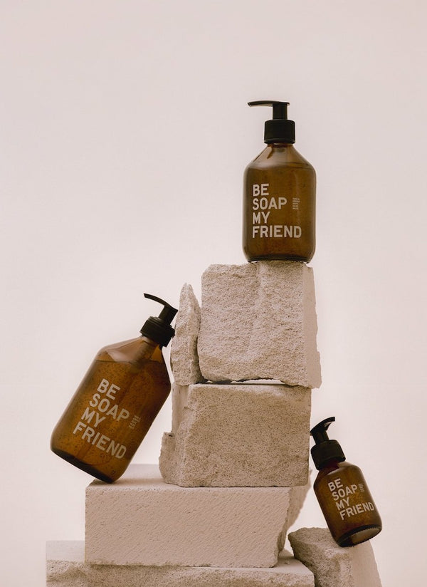 BE […] MY FRIEND, HAND-& BODYWASH [Wilde Malve], vegan, Naturkosmetik